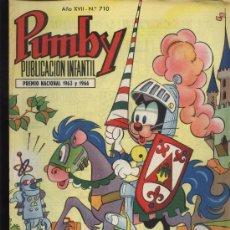 Tebeos - PUMBY Nº 710 - 23379031