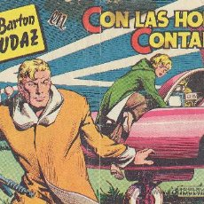 Tebeos: FREDY BARTON EL AUDAZ Nº 12 - 1ª EDICION ORIGINAL - EDITORIAL VALENCIANA. Lote 26659456