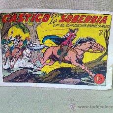 Tebeos: COMIC, ALMANAQUE, EL ESPADACHIN ENMASCARADO, Nº 176,. Lote 23020782