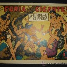 Tebeos: COMIC Nº 3 EL HOMBRE DE PIEDRA, EDITORIAL VALENCIANA, ORIGINAL DE LA ÉPOCA. Lote 27089736