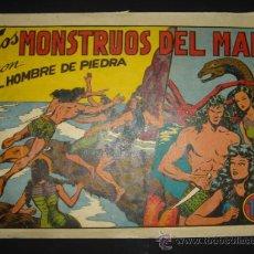Tebeos: COMIC Nº 11 EL HOMBRE DE PIEDRA, EDITORIAL VALENCIANA, ORIGINAL DE LA ÉPOCA. Lote 27089738