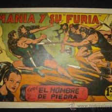Tebeos: COMIC Nº 13 EL HOMBRE DE PIEDRA, EDITORIAL VALENCIANA, ORIGINAL DE LA ÉPOCA. Lote 27089739