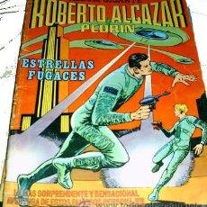 Tebeos: ROBERTO ALCAZAR Y PEDRIN ALBUM GIGANTE - ED.VALENCIANA 31/07/1976 (ORIGINAL). Lote 24928460