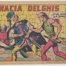 Tebeos: EL HIJO DE LA JUNGLA Nº 31. VALENCIANA 1956.. Lote 23789534