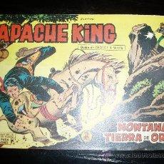 Tebeos: APACHE KING Nº 12. VALENCIANA. ORIGINAL.. Lote 121669798