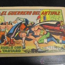 Tebeos: EL GURRERO DEL ANTIFAZ Nº 666. Lote 23872348