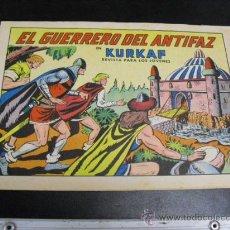 Tebeos: EL GURRERO DEL ANTIFAZ Nº 623. Lote 23872396