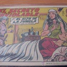 Tebeos: EL HIJO DE LA JUNGLA Nº 10 ( ORIGINAL VALENCIANA ) (COIM16). Lote 23986098