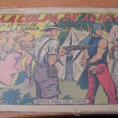Tebeos: EL HIJO DE LA JUNGLA Nº 13 ( ORIGINAL VALENCIANA ) (COIM16). Lote 23986135