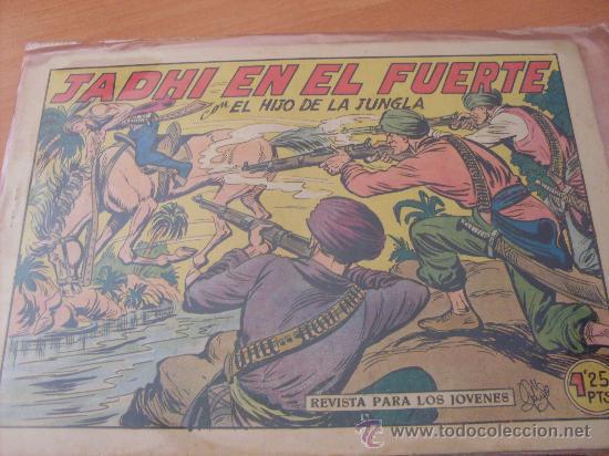 EL HIJO DE LA JUNGLA Nº 15 ( ORIGINAL VALENCIANA ) (COIM16) (Tebeos y Comics - Valenciana - Hijo de la Jungla)