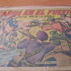 Tebeos: EL HIJO DE LA JUNGLA Nº 15 ( ORIGINAL VALENCIANA ) (COIM16). Lote 23986157