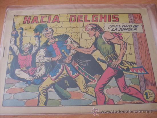 EL HIJO DE LA JUNGLA Nº 31 ( ORIGINAL VALENCIANA ) (COIM16) (Tebeos y Comics - Valenciana - Hijo de la Jungla)