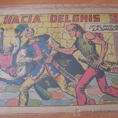 Tebeos: EL HIJO DE LA JUNGLA Nº 31 ( ORIGINAL VALENCIANA ) (COIM16). Lote 23988556