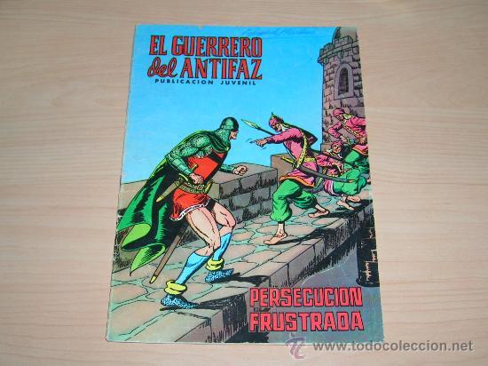 EL GUERRERO DEL ANTIFAZ # 78 - EDITORIAL VALENCIANA (Tebeos y Comics - Valenciana - Guerrero del Antifaz)