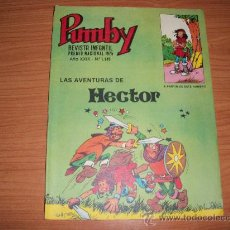 Tebeos: PUMBY Nº 1185 ORIGINAL EDITORIAL VALENCIANA. Lote 24006472