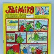 Tebeos: JAIMITO Nº 959 EDITORIAL VALENCIANA 1968 PORTADA EL MONÍN. Lote 24111111