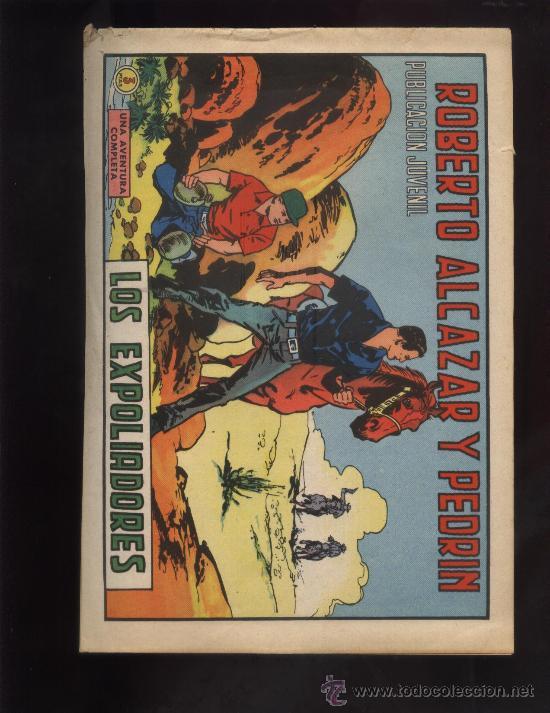 ROBERTO ALCAZAR Y PEDRIN Nº 1002 (Tebeos y Comics - Valenciana - Roberto Alcázar y Pedrín)