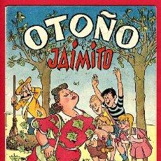 Tebeos: JAIMITO , EXTRAORDINARIO OTOÑO , ORIGINAL , ANTIGUO , B. Lote 24338518