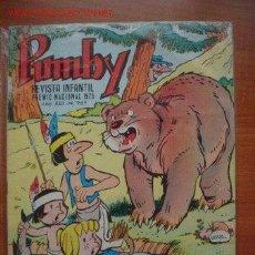 Tebeos: LOTE DE 2 TEBEOS DE LA REVISTA INFANTIL PUMBY. Lote 27525800