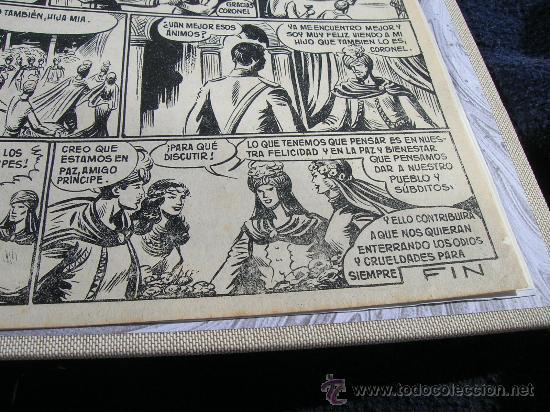 Tebeos: EL HIJO DE LA JUNGLA COMPLETA ORIGINAL Y BIEN ENCUADERNADA VER FOTOS - Foto 4 - 24436752