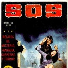 Tebeos: SOS Nº 7, EDI. VALENCIANA, 10 - 1 - 1981, 2ª ÉPOCA. Lote 24439579