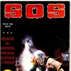 Tebeos: SOS Nº 9, EDI. VALENCIANA, 7 - 2 - 1981, 2ª ÉPOCA. Lote 24439586