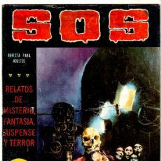Tebeos: SOS Nº 11, EDI. VALENCIANA, 7 - 3 - 1981, 2ª ÉPOCA. Lote 24439594