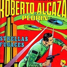 Tebeos: ROBERTO ALCAZAR Y PEDRIN ALBUM GIGANTE ESTRELLAS FUGACES . Lote 24613861
