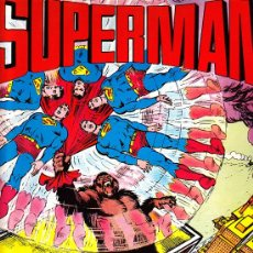 Tebeos: SUPERMAN ALBUM GIGANTE LA GRAN JUGADA DEL GORILA GRODD. Lote 24613922