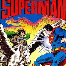 Tebeos: SUPERMAN ALBUM GIGANTE EL DESAFIO DE TERRA-MAN . Lote 24613958