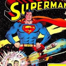 Tebeos: SUPERMAN ALBUM GIGANTE EUROPA EN GUERRA Y 5 AVENTURAS MAS. Lote 24613975