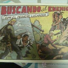 Tebeos: EL PEQUEÑO LUCHADOR . Lote 24631202