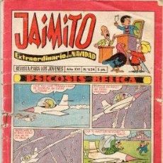 Tebeos: JAIMITO EXTRAORDINARIO DE NAVIDAD.Nº634. Lote 27591842