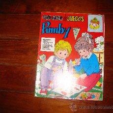 Tebeos: GRAN ALBUM DE JUEGOS PUMBY Nº 28. Lote 24883567