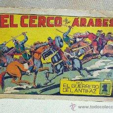 Tebeos: COMIC, EL GUERRERO DEL ANTIFAZ, EL CERCO DE LOS ARABES, Nº 53, EDITORIAL VALENCIANA. Lote 25070273