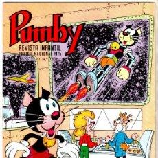 Tebeos: PUMBY Nº 1106, EDI. VALENCIANA 1980, COMO NUEVO, SIN CIRCULAR. Lote 25075614