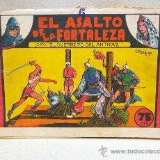 Tebeos: COMIC, EL GUERRERO DEL ANTIFAZ, EL ASALTO DE LA FORTALEZA, Nº 6 , EDITORIAL VALENCIANA. Lote 39321785