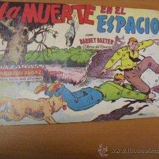 Tebeos: BARNEY BAXTER EL HEROE DEL ESPACIO Nº 8, EDITORIAL VALENCIANA 1960. Lote 25088947