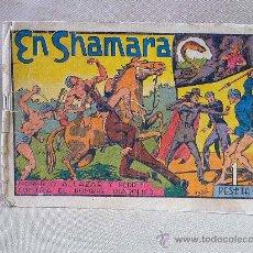 Tebeos: COMIC, ROBERTO ALCAZAR Y PEDRIN, CONTRA EL HOMBRE DIABOLICO, Nº 114, EDITORIAL VALENCIANA, ORIGINAL. Lote 25092021