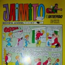 Tebeos: COMIC JAIMITO AÑO XXXVL Nº 1574, NUEVO 1981 VALENCIANA. Lote 27298000