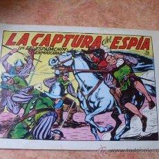 Tebeos: EL ESPADACHIN ENMASCARADO,Nº 11,2ª EDICION,EDITORA VALENCIANA,AÑO 1981,. Lote 25367417