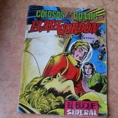 Tebeos: FLASH GORDON,Nº 155,COLOSOS DEL COMIC,EDITORIAL VALENCIANA,AÑO 1979. Lote 25437426