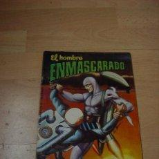 Tebeos: EL HOMBRE ENMASCARADO, ED. VALENCIANA, Nº 10. Lote 25448188