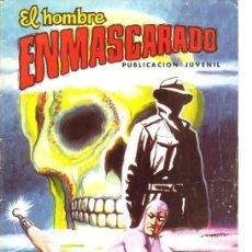 Tebeos: HOMBRE ENMASCARADO (COLOSOS DEL COMIC) (VALENCIANA) Nº 22. Lote 25487241