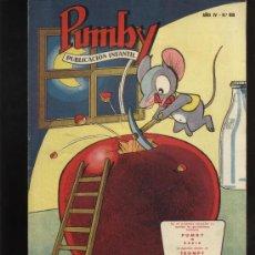Tebeos: PUMBY Nº 88. Lote 25543198