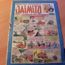 Tebeos: JAIMITO. MONIGOTES DIVERTIDOS (ORIGINAL ED. VALENCIANA 1,20 PTAS ) (COI12). Lote 26207194