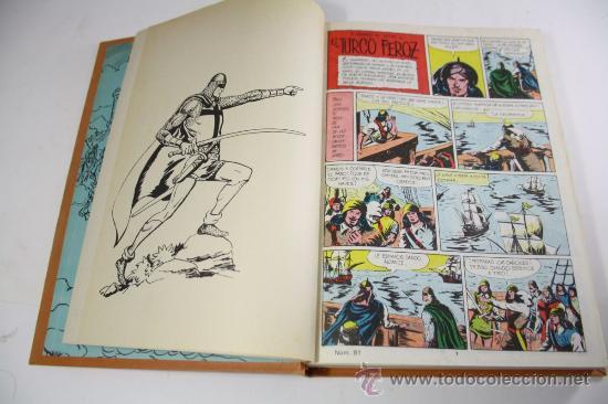 Tebeos: El Guerrero de Antifaz - Tomo 5, Ed. Valenciana 1974 - Episodios del 81 al 100 - Foto 3 - 26240769