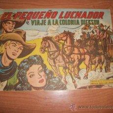 EL PEQUEÑO LUCHADOR Nº 220 EDITORIAL VALENCIANA 1960
