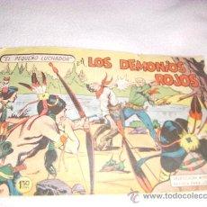 Tebeos: EL PEQUEÑO LUCHADOR Nº 5, AÑO 1960,EDITORIAL VALENCIANA. Lote 26565989