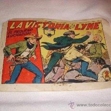 Tebeos: EL PEQUEÑO LUCHADOR Nº 173(DE LOS GRANDES), EDITORIAL VALENCIANA. Lote 26566470